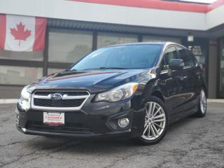 Used 2014 Subaru Impreza 2.0i Limited Package Leather | Navi | Backup Camera | Sunroof for sale in Waterloo, ON