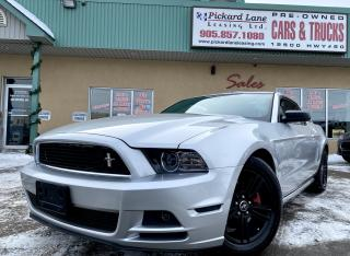 Used 2014 Ford Mustang V6 for sale in Bolton, ON