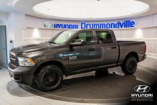 Used 2016 RAM 1500 ST + MOTEUR NEUF + CREWCAB + MAGS + for sale in Drummondville, QC