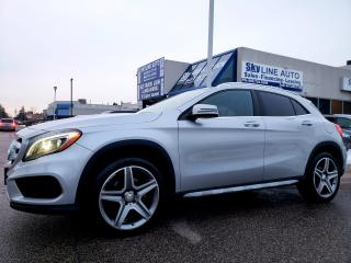 Used 2016 Mercedes-Benz GLA AMG|CAMERA|NAVIGATION|PANO ROOF|NO ACCIDENT|CERTIFIED for sale in Concord, ON