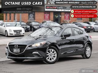 Used 2015 Mazda MAZDA3 GS 1 Owner! Service Records! for sale in Scarborough, ON