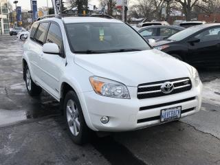 Used 2008 Toyota RAV4 Limited V6 4WD 4dr V6 Limited for sale in Burlington, ON
