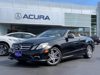 Used 2011 Mercedes-Benz E-Class E550 | ONLY51000KMS | TINT | NAVI | SOFTTOP | for sale in Burlington, ON