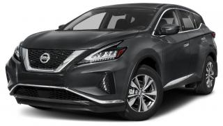 New 2020 Nissan Murano SV for sale in Richmond Hill, ON