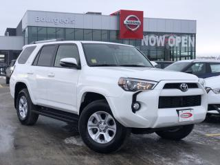 Used 2019 Toyota 4Runner SR5 LEATHER, NAVIGATION, SUNROOF for sale in Midland, ON
