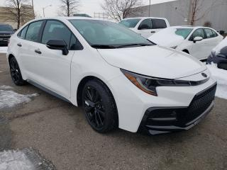 New 2020 Toyota Corolla SE NIGHTSHADE EDITION for sale in Etobicoke, ON