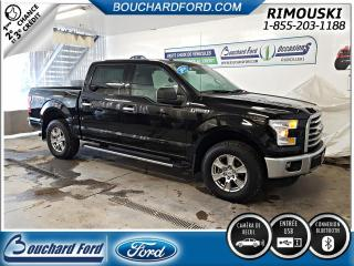Used 2016 Ford F-150 XLT Supercrew for sale in Rimouski, QC