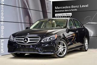 Used 2016 Mercedes-Benz E-Class E250 BlueTEC 4MATIC Sedan for sale in Laval, QC
