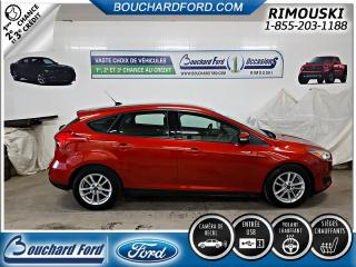 Used 2018 Ford Focus SE À HAYON for sale in Rimouski, QC