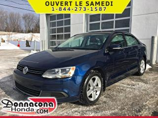 Used 2014 Volkswagen Jetta Comfortline 1,8 TSI *TOIT, AIR, MAGS* for sale in Donnacona, QC