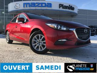Used 2018 Mazda MAZDA3 50IME ANNIVERSAIRE AUTO AIR MAGS CRUISE GPS for sale in Mascouche, QC