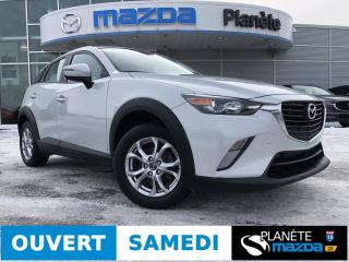 Used 2018 Mazda CX-3 GS AUTO AIR CRUISE MAGS BLUETOOTH for sale in Mascouche, QC