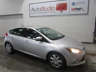 Used 2014 Ford Focus Hayon SE **AUTO**A/C**CRUISE**SIEGES CHA for sale in Mirabel, QC