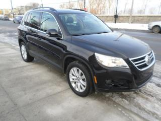 Used 2010 Volkswagen Tiguan 4dr Auto Trendline 4Motion for sale in Montréal, QC