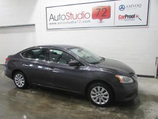 Used 2015 Nissan Sentra CVT SV **BLUETOOTH**CRUISE for sale in Mirabel, QC