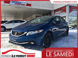 Used 2015 Honda Civic Touring JAMAIS ACCIDENTÉE for sale in Île-Perrot, QC