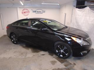 Used 2013 Hyundai Sonata SE for sale in Ancienne Lorette, QC
