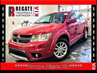 Used 2013 Dodge Journey SXT***dvd** À noter : Ce véhicule nécessitera quelques réparations mécaniques for sale in Salaberry-de-Valleyfield, QC