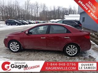 Used 2010 Kia Forte SX CUIR TOIT BERLINE for sale in Grenville, QC