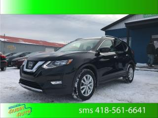 Used 2017 Nissan Rogue SV AWD TECH for sale in St-Agapit, QC