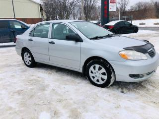 Used 2008 Toyota Corolla 1.8L-Automatic-Air-Econo-Lecteur CD for sale in Laval, QC