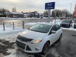 Used 2012 Ford Focus SE automatique for sale in Repentigny, QC
