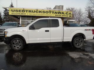 Used 2016 Ford F-150 XL 5.0LV8 for sale in Ottawa, ON