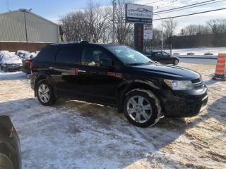 Used 2012 Dodge Journey AWD-7 Passagers-Cuir-Air-Mags-Démarreur à Distance for sale in Laval, QC