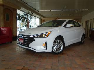 Used 2020 Hyundai Elantra SEL SUNROOF LINE ASS BLIND SPOT NO ACCIDENT AUTO P for sale in Oakville, ON