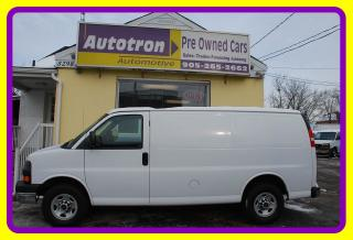 Used 2014 GMC Savana 2500 3/4 Ton Cargo Van, Loaded, Shelves for sale in Woodbridge, ON