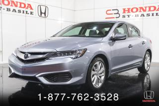 Used 2016 Acura ILX ILX + NAVI + LANE ASSIST + GARANTIE + TO for sale in St-Basile-le-Grand, QC