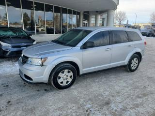 Used 2011 Dodge Journey EXPRESS; FINANCING AVAILABLE for sale in Edmonton, AB