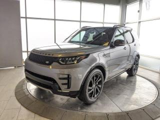 New 2020 Land Rover Discovery ACTIVE COURTESY VEHICLE for sale in Edmonton, AB