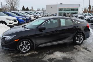 Used 2017 Honda Civic LX **jamais accidenté** for sale in Longueuil, QC