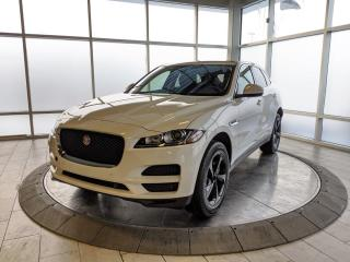 New 2020 Jaguar F-PACE Active Courtesy Loaner for sale in Edmonton, AB