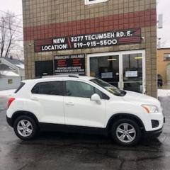Used 2013 Chevrolet Trax 2LT for sale in Windsor, ON