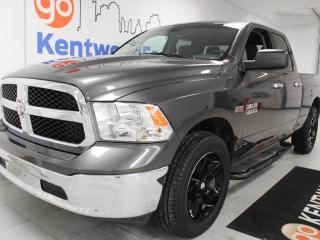 Used 2018 RAM 1500 SLT 4x4 5.7L Hemi 6-seater for sale in Edmonton, AB