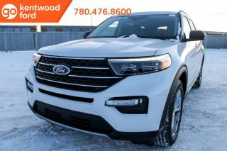 New 2020 Ford Explorer XLT 202A 4WD 2.3L I4 Ecoboost, Power Seats, Hill Start Assist, Lane Keeping System, Pre-Collision Assist, Remote Keyless Entry, Reverse Camera and Sensing System for sale in Edmonton, AB