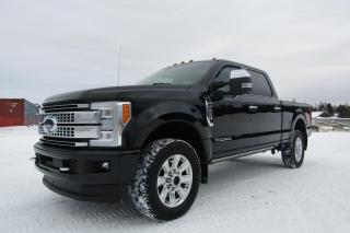 Used 2018 Ford F-250 Platinum cabine 6 places 4RM caisse de 6 for sale in Thetford Mines, QC