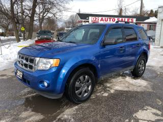 Used 2012 Ford Escape XLT/4x4/Automatic/Comes Certified/Fog Lights for sale in Scarborough, ON