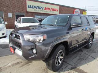 Used 2019 Toyota 4Runner TRD OFF-ROAD NAVI+ for sale in North York, ON