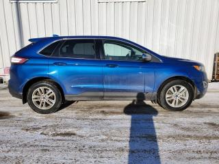 Used 2018 Ford Edge SEL AWD for sale in Red Deer, AB