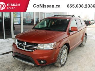 Used 2014 Dodge Journey R/T, AWD, LEATHER, NAVIGATION for sale in Edmonton, AB