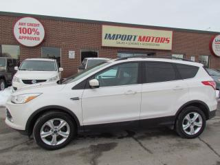 Used 2013 Ford Escape SE ECOBOOST 4WD! for sale in North York, ON
