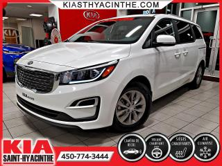 Used 2020 Kia Sedona LX * CAMÉRA DE RECUL / VOLANT CHAUFFANT for sale in St-Hyacinthe, QC