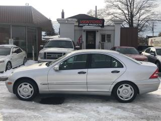 Used 2003 Mercedes-Benz C-Class Classic for sale in Cambridge, ON