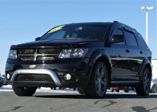 Used 2014 Dodge Journey CROSSROAD AWD CUIR, 89$/sem taxes inc. for sale in St-Georges, QC