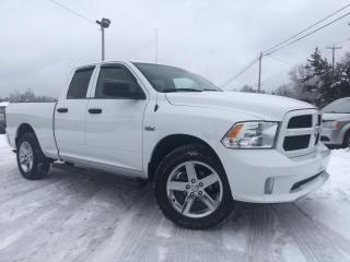Used 2018 RAM 1500 Express 4x4 Quad Cab for sale in St-Malachie, QC