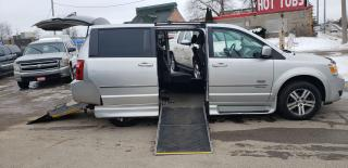 Used 2010 Dodge Grand Caravan SXT MOBILITY VAN for sale in Cambridge, ON