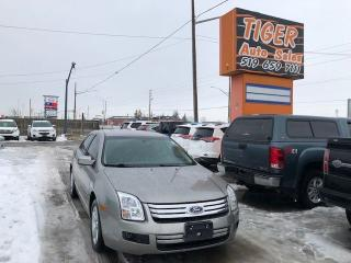 Used 2009 Ford Fusion SE*ONLY 105KMS*4 CYLINDER*ALLOYS*VERY CLEAN*CERT for sale in London, ON